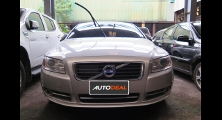 2011 Volvo S80 2.0L AT Gasoline