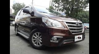 2016 Toyota Innova 2.8 E Diesel AT