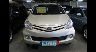 2012 Toyota Avanza 1.3 E AT