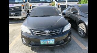 2013 Toyota Corolla Altis 1.6 G MT