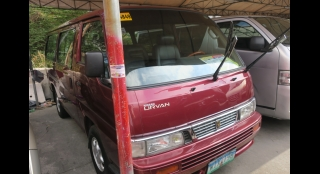 2013 Nissan Urvan VX18