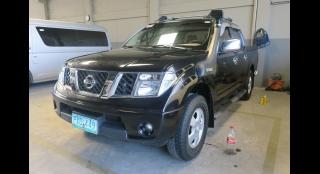 2010 Nissan Frontier Navara (4X2) MT