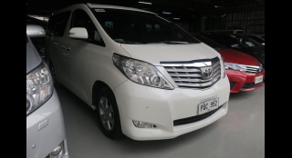 2011 Toyota Alphard 3.5L AT Gasoline