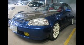 1998 Honda Civic 1.6L MT Gasoline