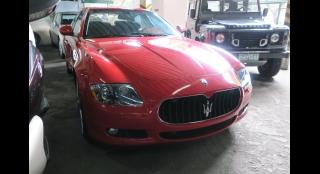 2011 Maserati Quattroporte 3.8L AT Gasoline