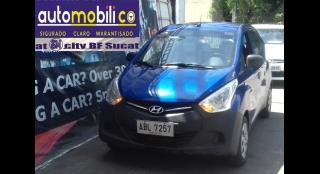 2015 Hyundai Eon 0.8L MT Gasoline