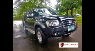 2009 Ford Everest XLT (4X2) MT