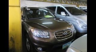 2010 Hyundai Santa Fe Diesel 4X2 AT