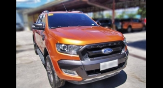 2016 Ford Ranger Wildtrak 4x2 MT Diesel
