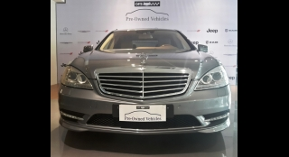 2010 Mercedes-Benz S-Class 4.0L AT Hybrid