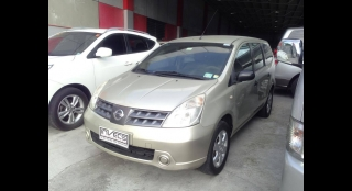 2011 Nissan Grand Livina Elite MT
