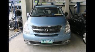 2011 Hyundai Starex 2.5L MT Diesel