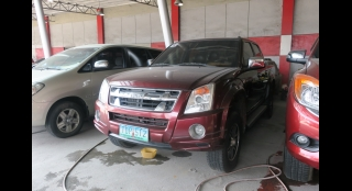 2012 Isuzu D-MAX 4x2 LS SE AT