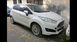 2014 Ford Fiesta Hatchback 1.0L AT Gasoline