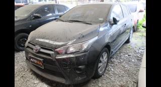 2016 Toyota Yaris 1.3 E AT