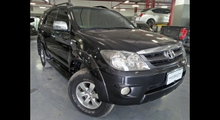 2005 Toyota Fortuner G AT Gas