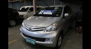 2012 Toyota Avanza 1.3 E AT