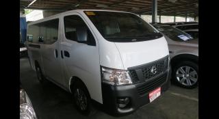 2016 Nissan NV350 Urvan 2.5L MT Diesel