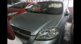 2012 Chevrolet Aveo 1.4 M/T Sedan