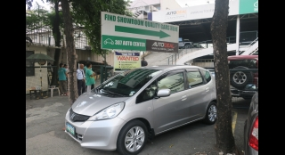 2012 Honda Jazz S AT