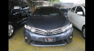 2017 Toyota Corolla Altis 1.6 V AT