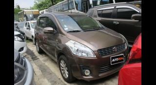 2014 Suzuki Ertiga 1.4L MT Gasoline