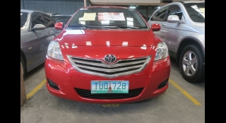2011 Toyota Vios 1.3 E AT