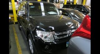 2013 Mitsubishi Pajero GLS Diesel