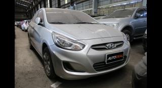 2014 Hyundai Accent 1.4L MT Gasoline