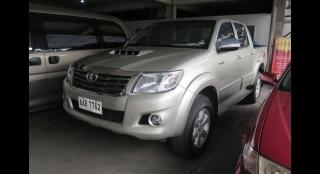 2014 Toyota Hilux DSL 2.5L MT