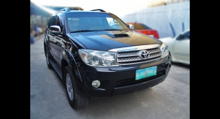 2009 Toyota Fortuner V AT Diesel (4x4)