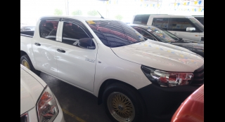 2016 Toyota Hilux 2.4L MT Diesel