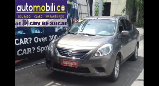 2015 Nissan Almera 1.2L MT Gasoline