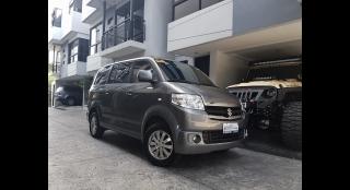 2016 Suzuki APV 1.6L MT Gasoline