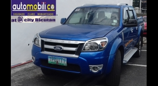 2011 Ford Ranger Wildtrak (4X2) MT