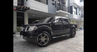 2010 Nissan Frontier Navara (4X4) AT