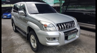 2003 Toyota Land Cruiser Prado 2.7L AT Gasoline