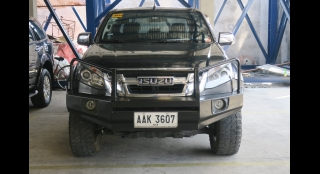 2014 Isuzu D-MAX 4X2 LS AT