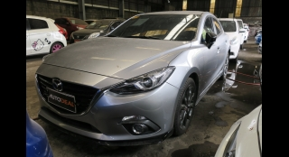2015 Mazda 3 Hatchback 2.0L AT Gasoline