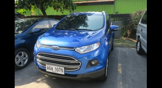 2014 Ford EcoSport 1.5 Trend AT