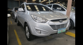 2012 Hyundai Tucson GLS (4X4) AT