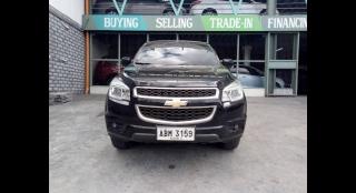 2014 Chevrolet Trailblazer 2.8L MT Diesel