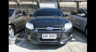 2014 Ford Focus Hatchback 1.6L AT Gasoline