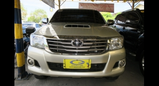 2014 Toyota Hilux 3.0L AT Diesel