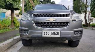2014 Chevrolet Trailblazer LT AT (4x2) 2.5L