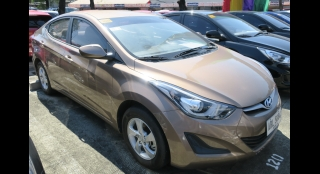 2015 Hyundai Elantra 1.6L MT Gasoline