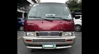 2012 Nissan Urvan 1.5L MT Diesel