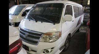 2014 FOTON View Transvan 2.8L (15-seater)