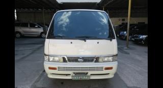 2011 Nissan Urvan 2.7L MT Diesel