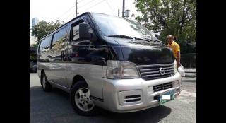2012 Nissan Urvan 3.0L MT Diesel